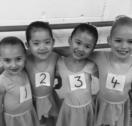Pre-Primary & Primary Ballet Classes
